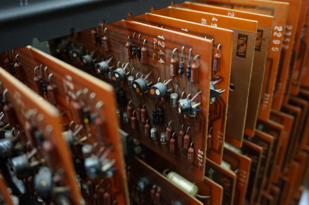 Z23 module close-up