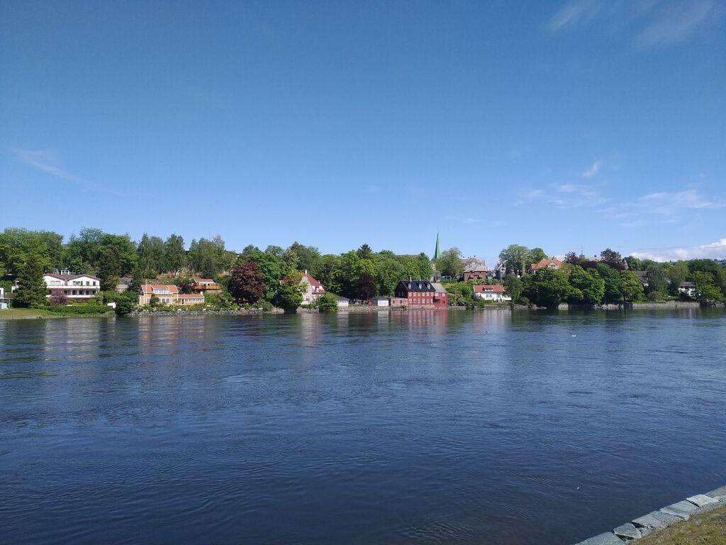 Summer in Trondheim